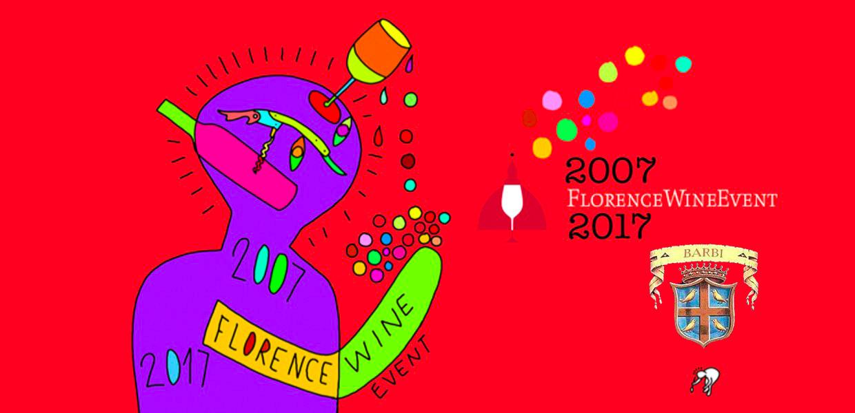 Fattoria dei Barbi al Florence Wine Event 2017