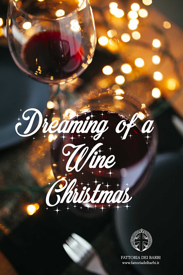 Fattoria dei Barbi | Dreaming of a Wine Christmas